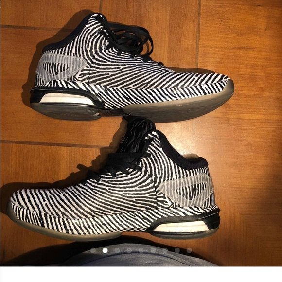New Style Crazy Light Boost 4 Cheap sale Black White